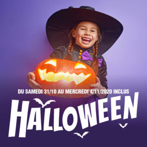 Halloween au Shopping Pajot